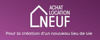 Achat Location Neuf Logo